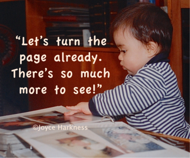 Let's Turn The Page